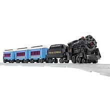 Brenton has been wanting a Polar Express train. Here's one that doesn't cost an arm and a leg!  Lionel Little Lines 44 Piece Train Set - The Polar Express