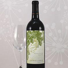 A Wine Romance Wine Label