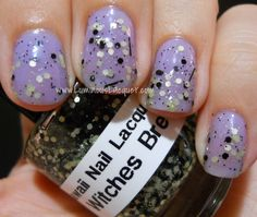 Kawaii Nail Lacquer - Witches Brew