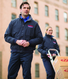 Three out of four seasons prefer this 3-season jacket. Stay warm, comfortable, and dry. A nice addition to any outdoor work wear. Easy to embroider.
