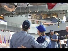 Soaring Valor (Short Film) -  WWII Veterans Visit The National WWII Museum In New Orleans - (youtube)