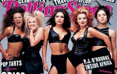 Mel B to reunite with all members of Spice Girls AGAIN Spice Girls, Long Hair Cut Short, Taylor James, Geri Halliwell, America Girl, Wtf Moments, Vintage Glam, Girl Bands, Girl Gifs