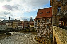 Bamberg - Old Town Hall by Christel Meckmann on 500px