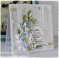 Peninia Art...: Na szczęście...