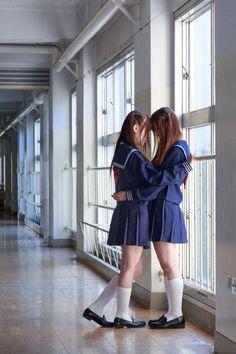 #Seifuku #schoolgirlcomplex #GL #Yurigirls #SGC #Yuri #制服 #少女愛 #ガールズラブ