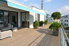 Esthec composiet terrasdelen dakterras & balkon   UW-tuin.nl