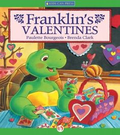 Franklin's Valentines: A Classic Franklin Story $5.99
