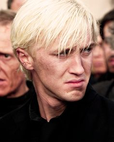 Sweet holy mcm everyday. Idek why but Tom Felton as Draco is like perfect.