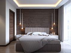 Confira algumas dicas de como utilizar revestimentos para criar um lindo painel de madeira nas paredes da sua casa! Inspire-se!