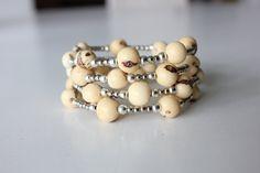 Items similar to Natural Acai/Asai Seed Beaded Bracelet on Etsy Seed Bead Bracelets, Seed Beads, I Shop, Seeds, Natural, Etsy, Jewelry, Bangle Bracelets, Jewels