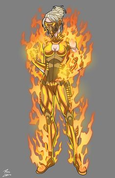 """Immolation"" created and commissioned byamethystangel228(Hali Rihn)"