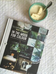 Sarah J. Loecker  : Book review: In the mood for colour by Hans Blomqu... Get Post, Still Life Images, Sarah J, Red Barns, Inspirational Books, On Today, Color Swatches, Jewel Tones, Book Reviews