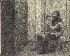 Sketchbook Drawing by Filip Peraic (4)