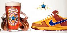 "Nike SB Dunk Low ""Newcastle Brown Ale"""