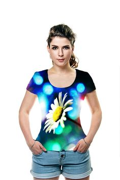 By Christina Shaskus. All Over Printed Art Fashion T-Shirt by OArtTee