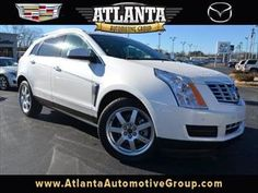 2014 Cadillac SRX Luxury Collection Gainesville GA | Atlanta Cumming Alpharetta Georgia 3GYFNBE36ES581363