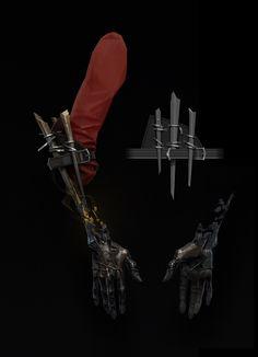 - https://www.artstation.com/artwork/ldPWzArtStation - Dishonored 2: Death of the Outsider concept art, Sergey Kolesov