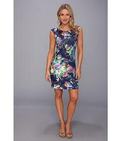Nally & Millie Printed Dress