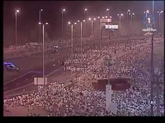 The day of #Arafat holds enormous significance in #Islam, #Hajj and #pilgrims arrive here on the 9th Dhul Hijjah and the Day of Arafah is the day on which Muslim Hajj pilgrims get together on Mount Arafah during Hajj.