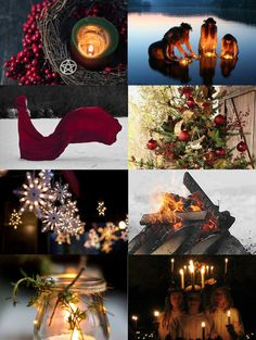 """yule witch aesthetic"" by Allison Rodriguez"