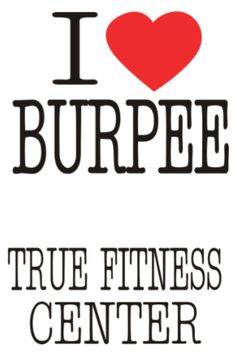 NEW TFC T's ❤ Burpees, Fitness