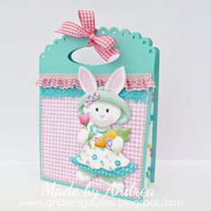 Easter Bag - Scrapbook.com