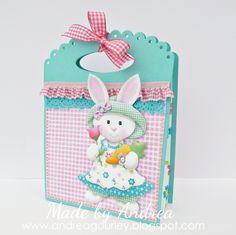 Easter Bag - Scrapbook.com