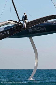 Is it a boat...is it a plane?