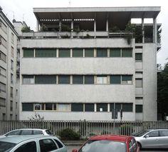 Casa Giuliani Frigerio / Como, Italia (1939-1940)