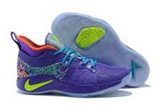 2b82b711889a Helpful Nike PG 2 MM EP Mamba Mentality Cannon Volt Purple Venom AO2985 001  Men s Basketball