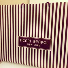 Ok, j'avoue, j'ai craqué... #fancy#henribendel#bendel#bag#cool#chic#gossipgirl#shopping