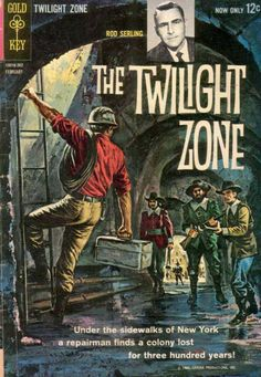 The Twilight Zone Comic #2 Publisher: Gold Key Comics Date: February 1963