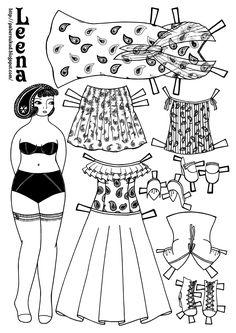 amazing pd artist whose easy, authentic style is something i strive for - irma | pabernukublogi