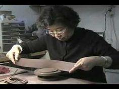 Yixing Teapot demonstration by Mrs. Zhou Gui Zhen
