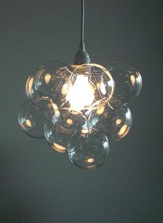 How to build a bubble lamp