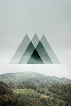 if mountains were simple
