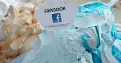 Sorveteria de ilha na Croácia cria sabor Facebook