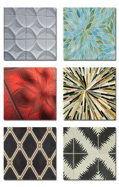 Ann Sacks Tile Art