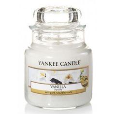 Vanilla - Giara Piccola Yankee Candle