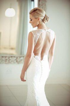 Karlien van Jaarsveld wedding - I am kinda obsessed with her wedding dress!!