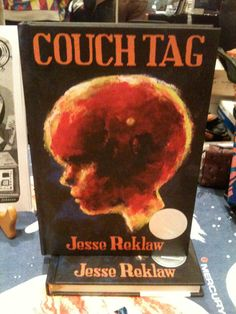 Couch Tag by Jesse Reklaw at SPX 2014 #SPX #SmallPressExpo #SPX2014 #IndieComics #Comics #IndependentPress #MicroPress #BookArts #Art #Illustration #JesseReklaw #CouchTag #Memoir