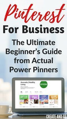 Pinterest for Business Beginner's Guide filled with resources to help you grow your pinterest following and drive more traffic to your blog! http://createandgo.co/pinterest-for-business/