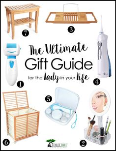 Have you started shopping for the lady in your life? We've created our own gift guide featuring unique gift ideas she will love.