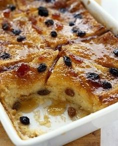 pudin de pan Pan Dulce, Pudding Recipes, Cake Recipes, Dessert Recipes, Salvadorian Food, Old Fashioned Bread Pudding, Boricua Recipes, Köstliche Desserts, Sweet Cakes