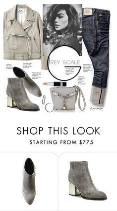 """Leather Jackets"" by eyesondesign ❤ liked on Polyvore featuring eyesondesignfashion"