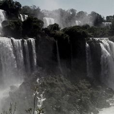 Iguazu falls, one of the most amazing places ever! Argentina, March 2012.