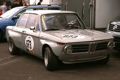 Pic of the Day Bavarian Motor Works, Bmw 2002, Bmw Cars, Cool Cars, Race Cars, Racing, Vehicles, Garage Ideas, Lust