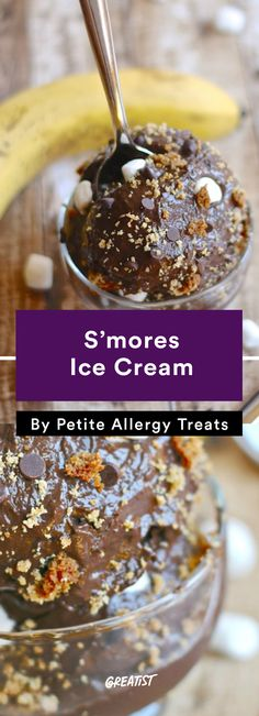 11. S'mores Ice Cream http://greatist.com/eat/smores-recipes-to-make-indoors