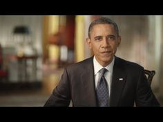 """President Obama: """"I'm Making a Plan to Vote Early."""""""
