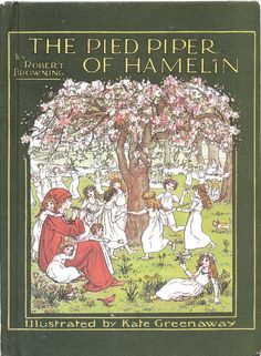 Kate Greenaway  Hard to find, track me down if you're looking for a perfect 1st edition
